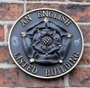 Listed Building symbol