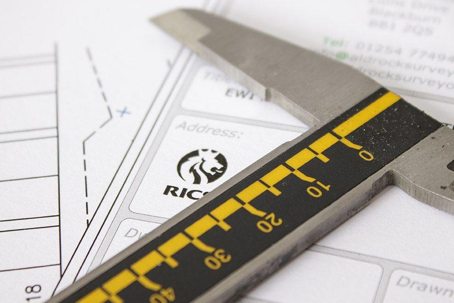 Blueprints and measurement tools