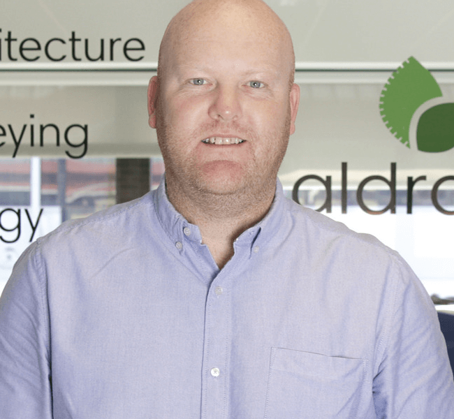 Paul Cunliffe, Senior Architectural Technologist