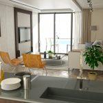 Apartment 3D render