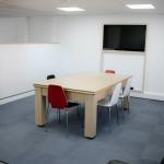 Aldrock's meeting space