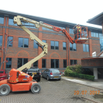 Large Schedule of Condition on Stockport Building